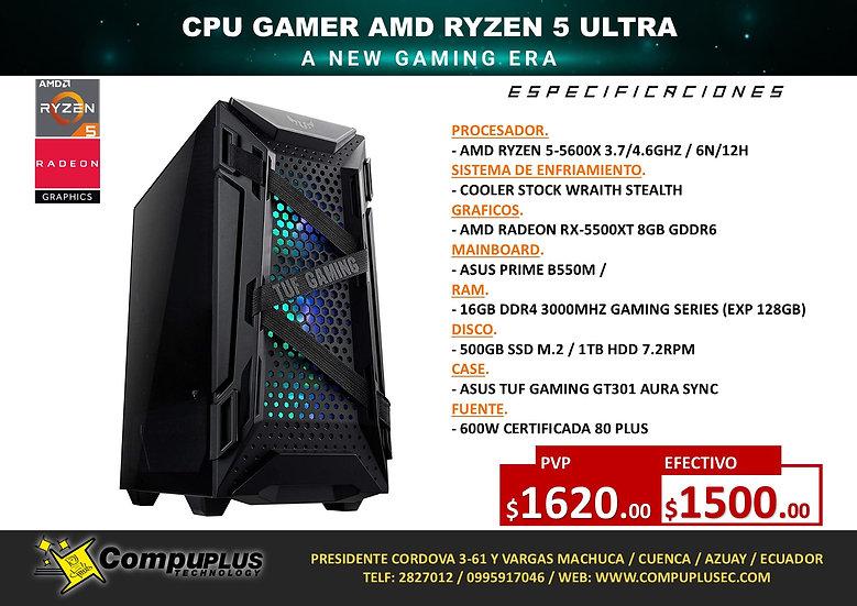 CPU GAMER AMD RYZEN 5 ULTRA