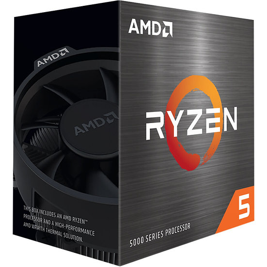 AMD RYZEN 5-5600X