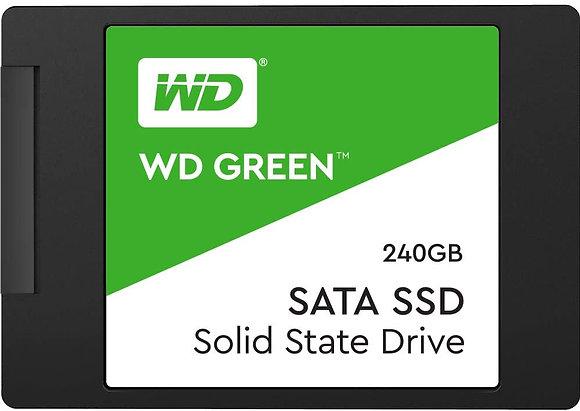 "SSD WD GREEN 240GB SATA III 2.5"""