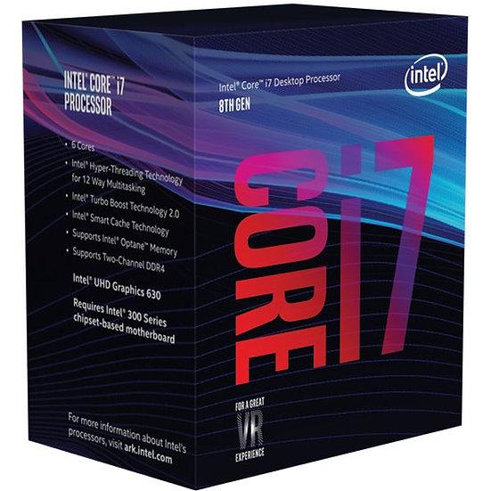 Procesador Intel Core i7-8700