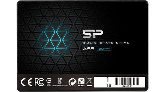 SSD SP A55 1TB SATA III 3D NAND