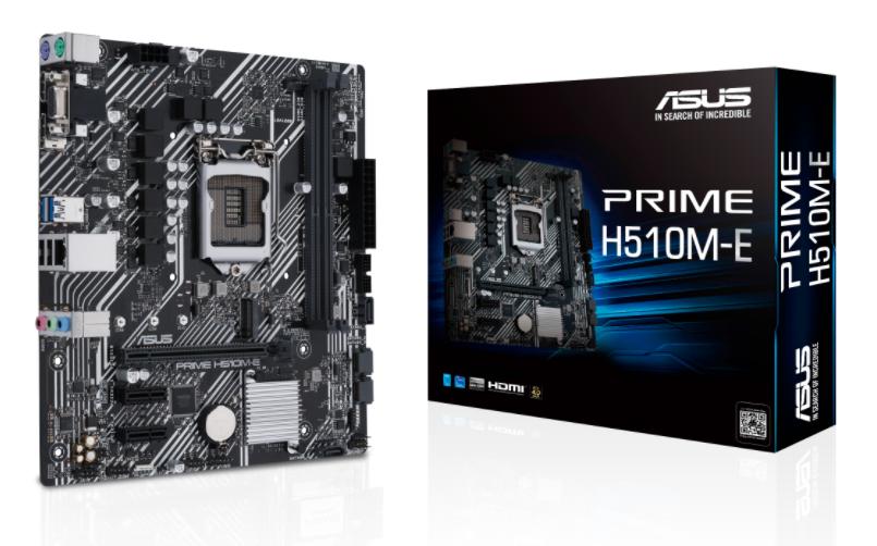 ASUS PRIME H510M-E (10MA - 11VA)