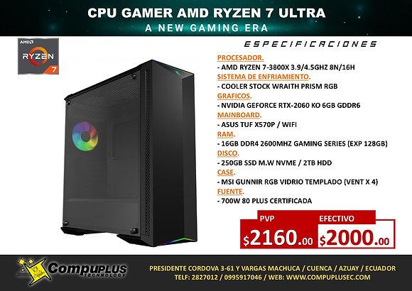 CPU GAMER AMD RYZEN 7 ULTRA
