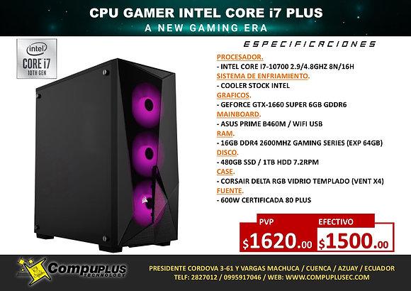 CPU GAMER INTEL I7 PLUS