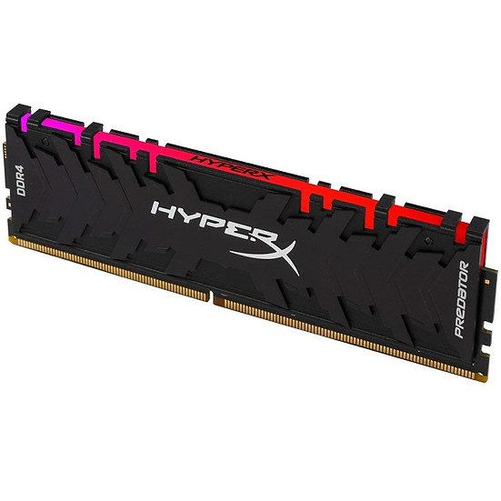 RAM KINGSTON HYPER X PREDATOR 16GB 3200MHZ RGB