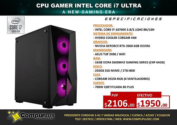 CPU GAMER INTEL I7 ULTRA