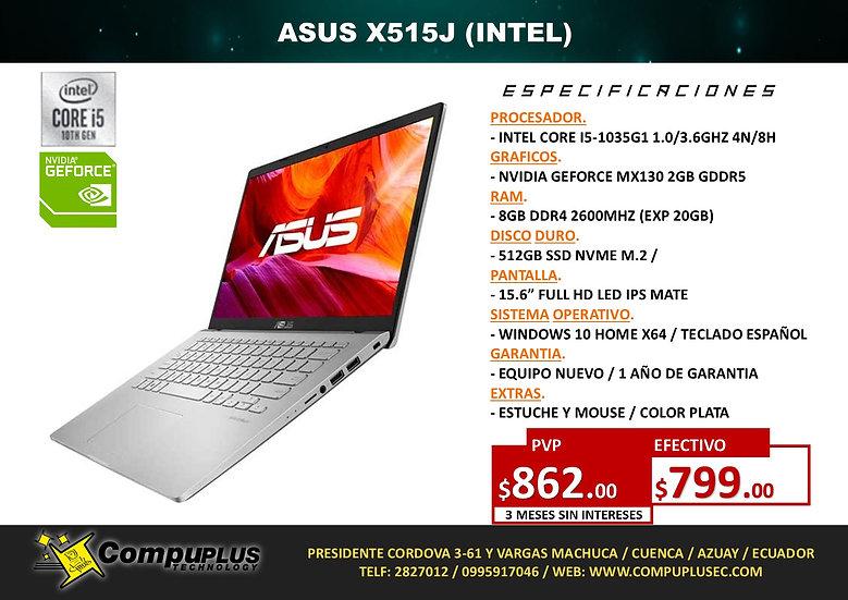 ASUS X515J (INTEL I5)