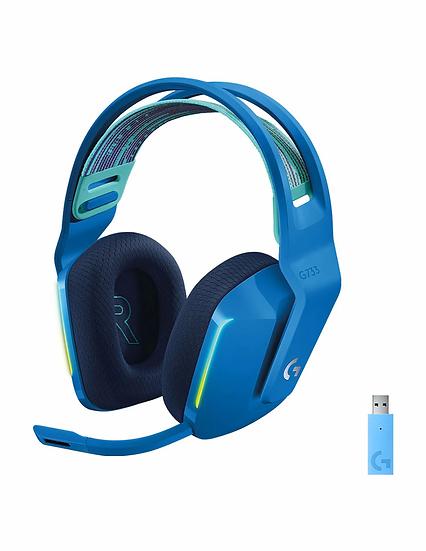 LOGITECH G733 WIRELESS BLUE