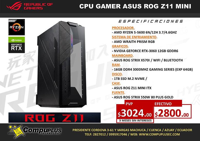 CPU GAMER ASUS ROG Z11 MINI