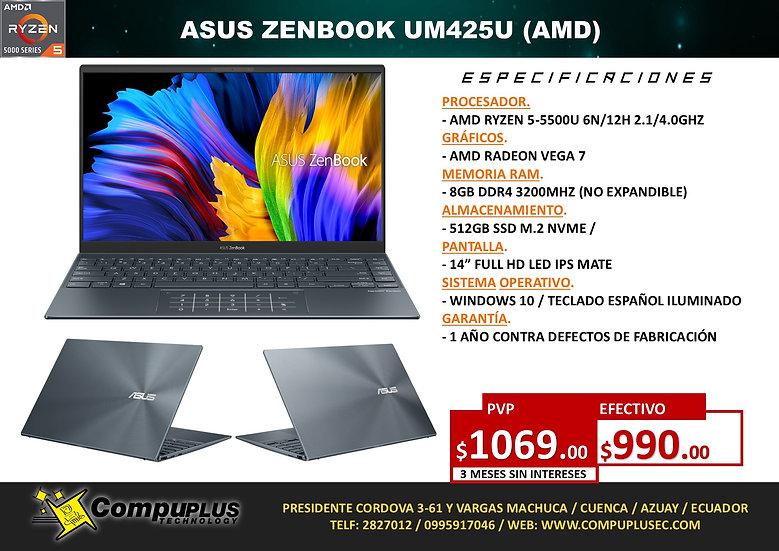 ASUS ZENBOOK UM412 (AMD)