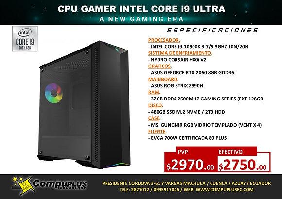 CPU GAMER INTEL I9 ULTRA