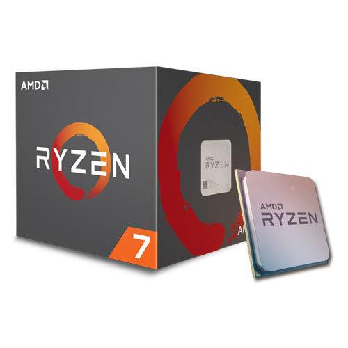 AMD Ryzen 7-1700X