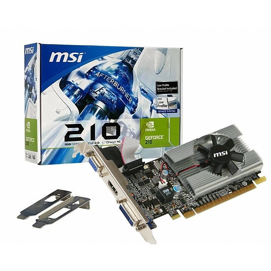 MSI GEFORCE 210 1GB DDR3