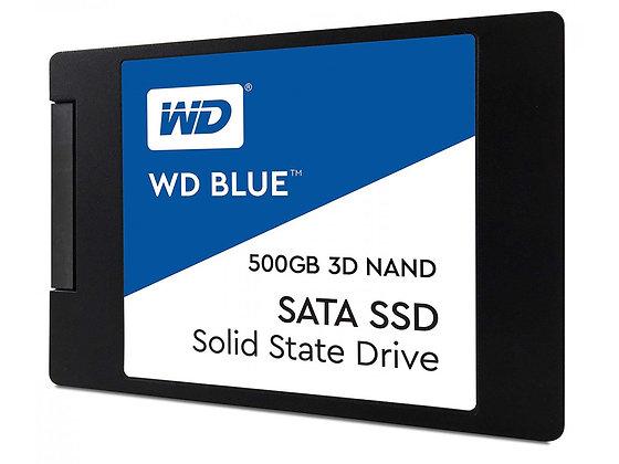 """SSD WD BLUE 500GB SATA 2.5"""""""