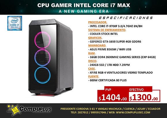 CPU GAMER INTEL I7 MAX