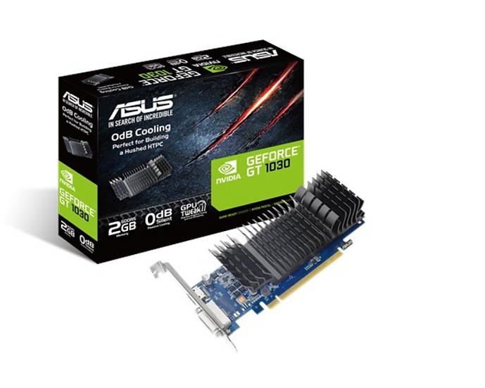 GPU ASUS GT-1030 2GB