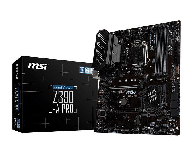 MSI Z390 - A PRO