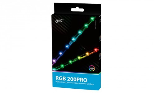 TIRA LED DEEP COOL ADD-RGB 200PRO