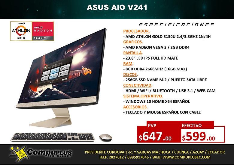 ASUS AiO M241 (AMD)