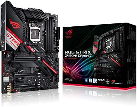 MBO ASUS ROG STRIX Z490-H