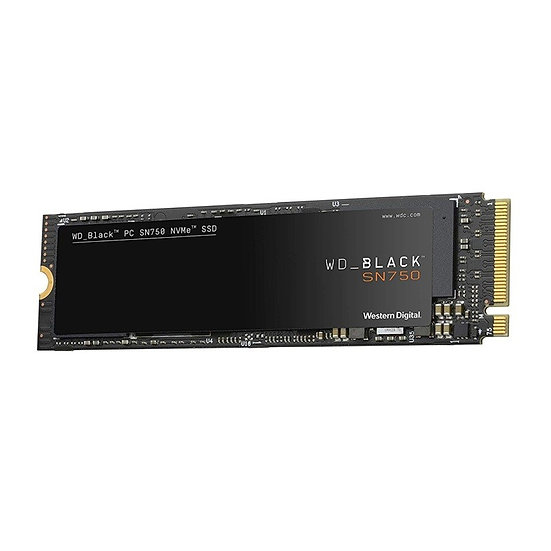 SSD WD BLACK SN750 500GB M.2 NVME