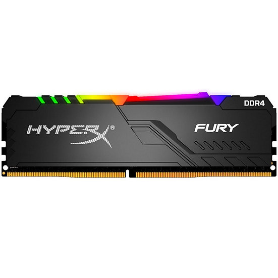 KINGSTON HYPER X FURY 8GB DDR4 3466MHZ RGB