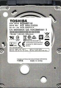 HDD TOSHIBA MQ04ABF100 2.5''  1TB