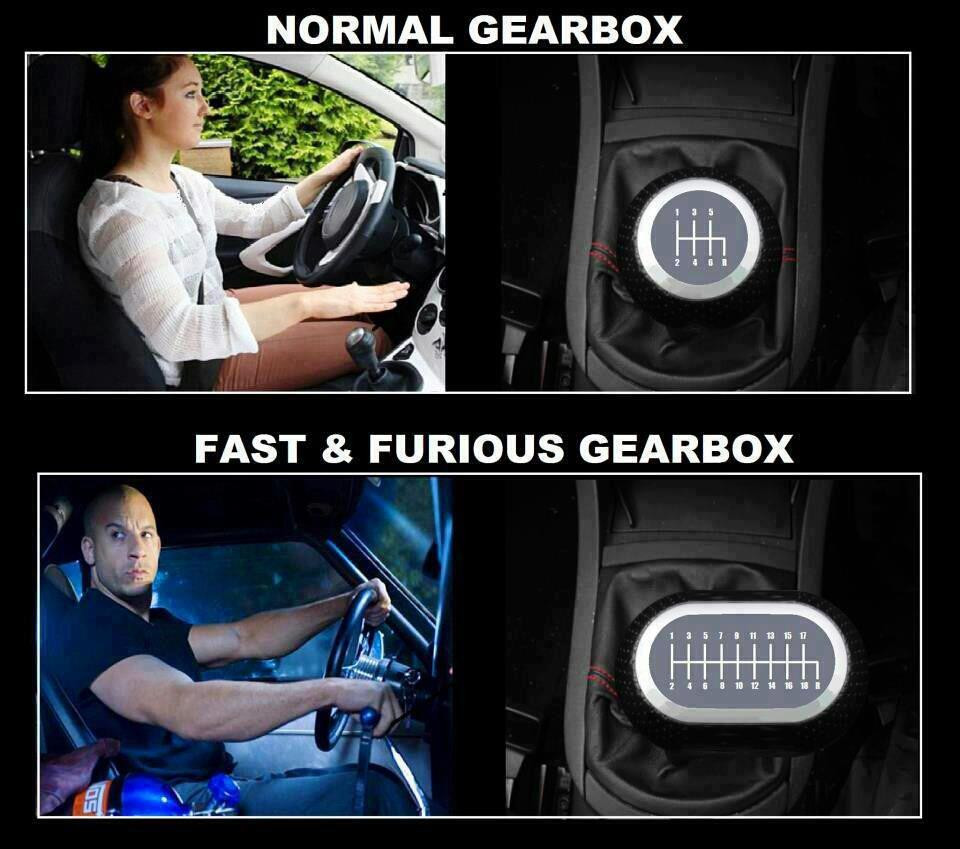 Fast and furious meme