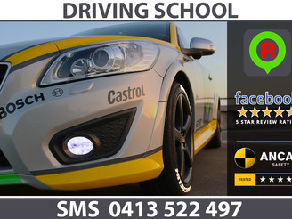 Driving School Kelvin Grove