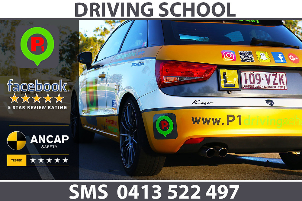 driving lessons macgregor, macgregor driving school, driver training in macgregor, driving lessons, p1 driving school, audi a1, volvo c30, european safety, 5 star ancap ratings, facebook reviews, 5 star reviews, race-spec designed vehicles