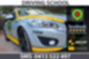 Mount gravatt driving lessons, driving lessons in mount gravatt, driving school mount gravatt, driving instructors, mount gravatt, driver training in mount gravatt, volvo c30, audi a1, race-spec designed learner cars, 5 star Ancap safety rated vehicles, 5 star driving student reviews, facebook verified reviews