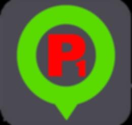 P1 driving logo
