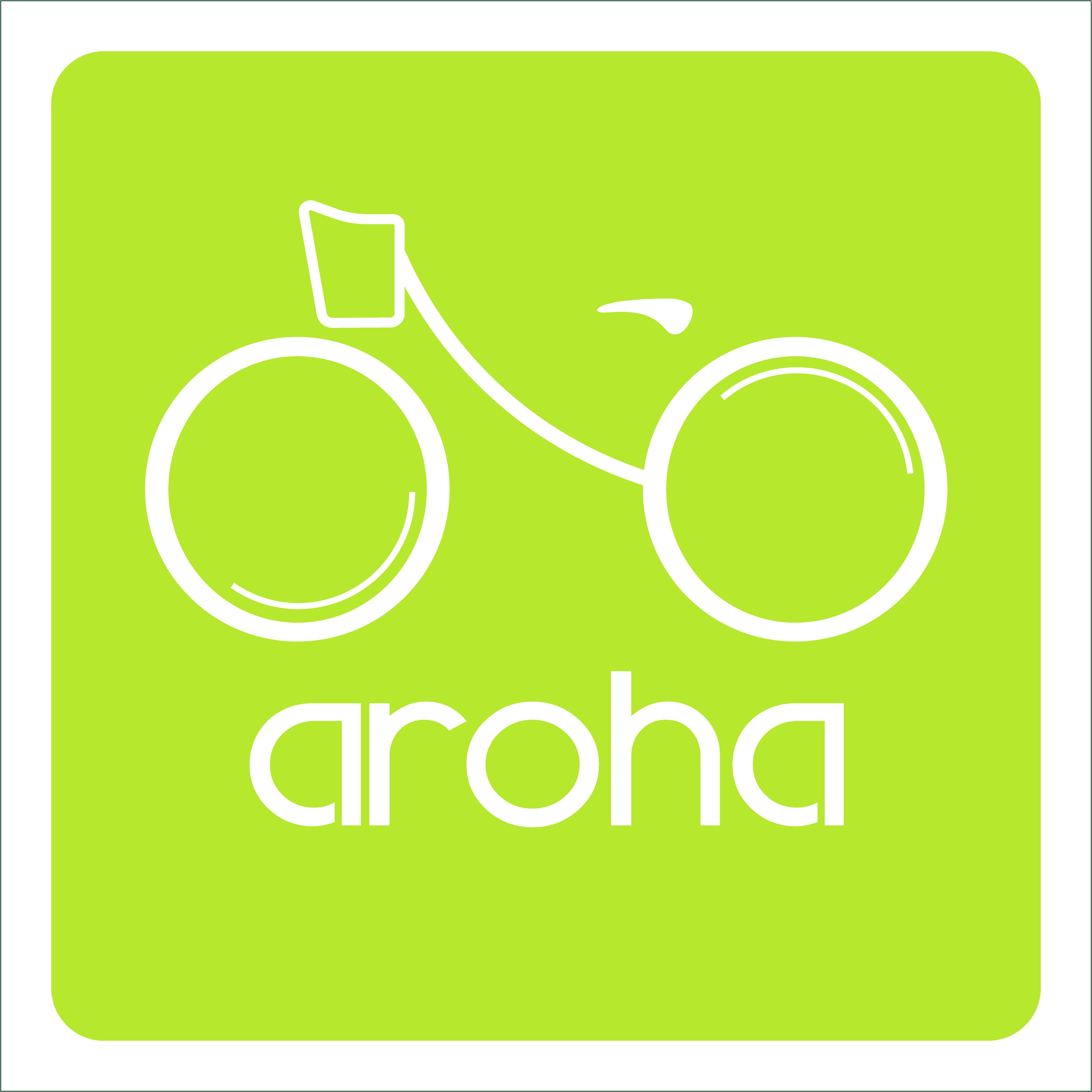 Aroha New Logo