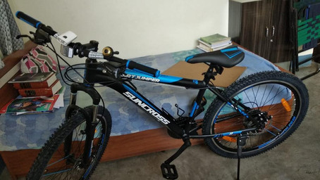 Cycle Stolen from Santipur, Guwahati