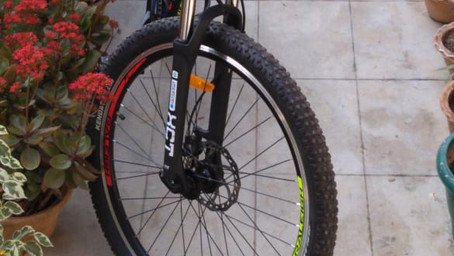 Cycle stolen from Ganeshpara, Guwahati