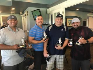 The 3rd annual fund-raising golf-tournament