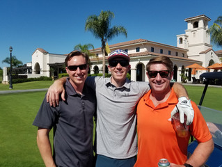 Sean O'Blenis Memorial golf outing