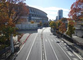 東京オリンピック_新国立競技場