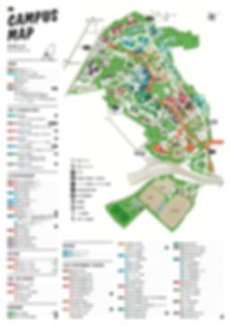 横浜国立大学マップ