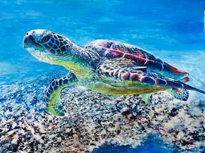 自分のお気に入りの写真を『水彩画』にしてみませんか?