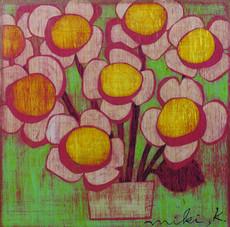 たくさんいける春の花