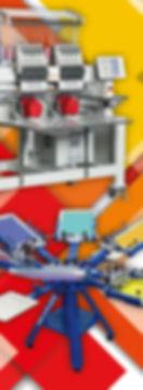 serigrafia bordados bordar máquinas transfer impressora vinil flex