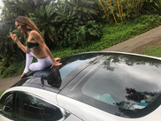 Anna Maria Yoga 2, Tesla Commercial