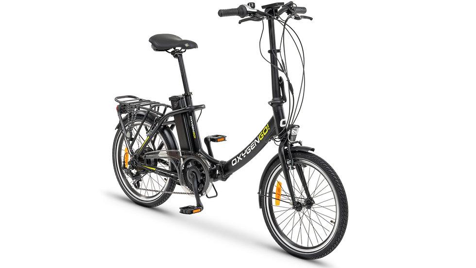 Oxygen GO! folding bike