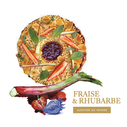 Fraise & Rhubarbe