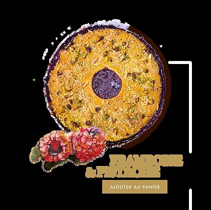 Framboise & Pistache