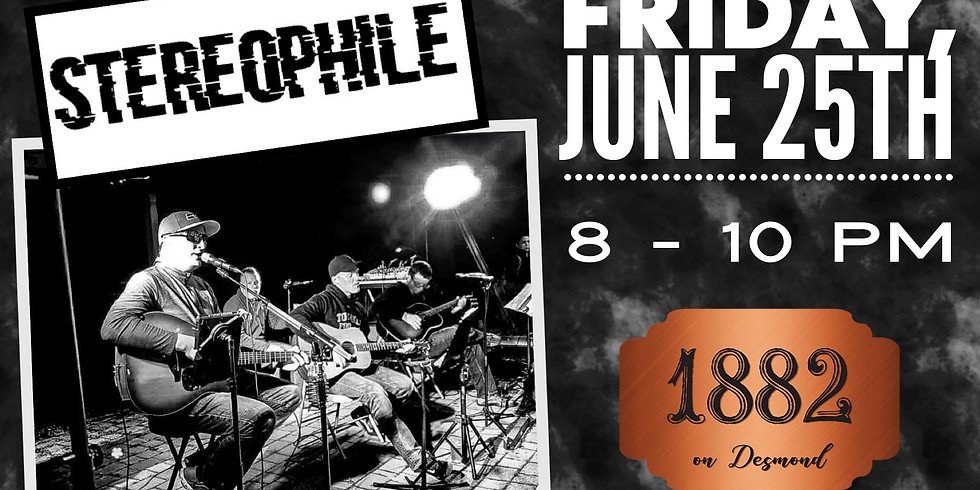 Live Music:  Stereophile