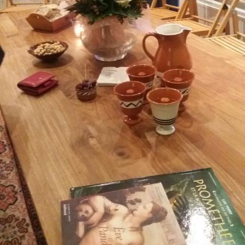 Apéro philo à The Mug