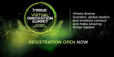 MSDUK Virtual Innovation Summit 2020