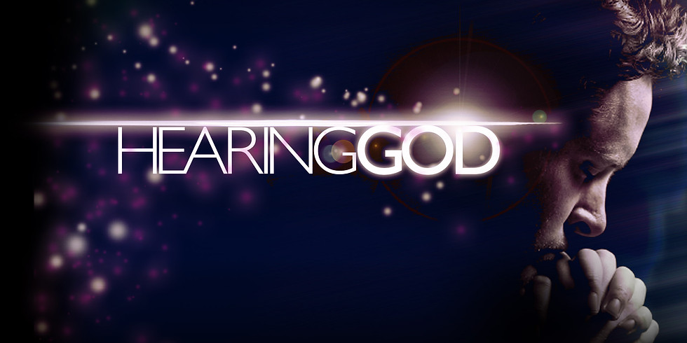 Hearing God 2018 - Session 1